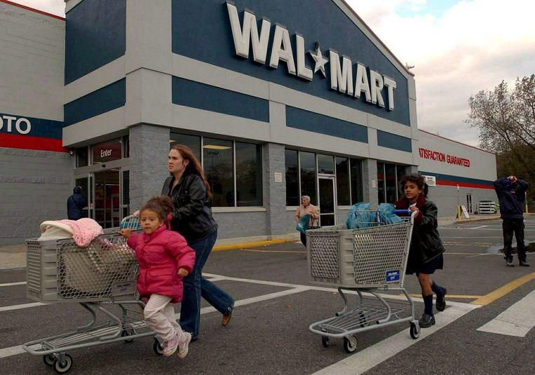 In de afgelopen jaren heeft onder andere de supermarktketen Wal-Mart coöperaties opgericht in Nederland. Beeld epa