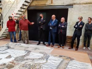 Museum voor Schone Kunsten krijgt grootste kunstmozaïek van Vlaanderen