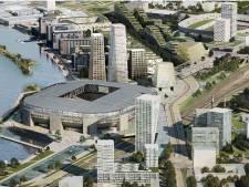 Plannen voor nieuw stadion gaan door, ondanks exit Koevermans: 'Natuurlijk stopt de trein niet'