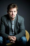 Herman Broers, auteur van de nieuwe biografie over prof. dr. Willem Johan 'Pim' Kolff.