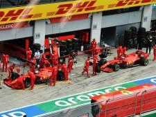 Droom komt uit voor 16-jarige Maya Weug: 'Kippenvel toen ik het rode Ferrari-shirt aantrok'