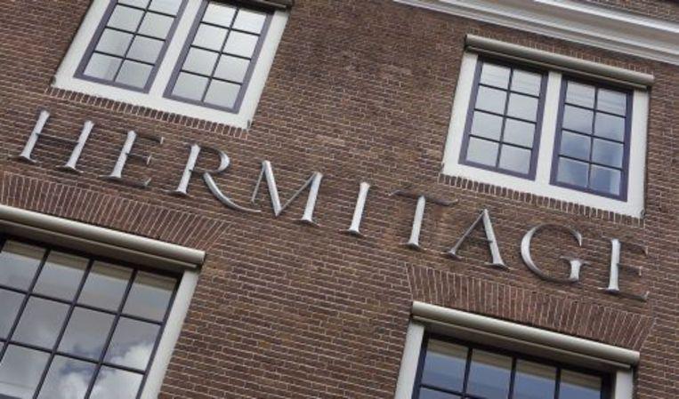 Exterieur van de Hermitage Amsterdam. ANP Beeld