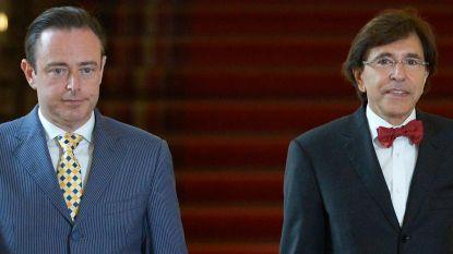 """De Wever: """"Beste Elio, u bent niet de oplossing voor het probleem. U bent het probleem"""""""