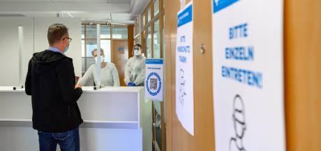 Testcentrum Suderwick open, toch gratis testen voor Nederlanders