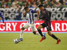 Álvarez (Ajax) en Gutiérrez (PSV) mogen blijven dromen van Gold Cup-titel
