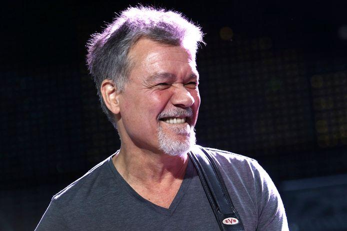 Eddie van Halen.