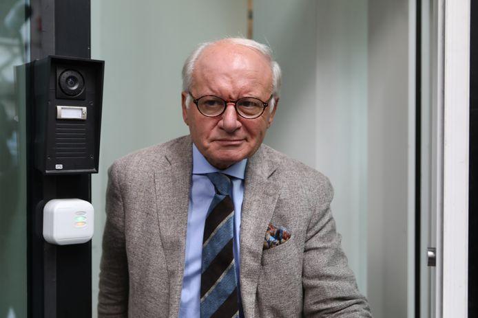 Daniel Spreutels in 2019.