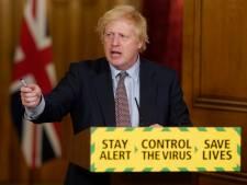 'Johnson bereid EU-tarieven op Britse goederen te accepteren'