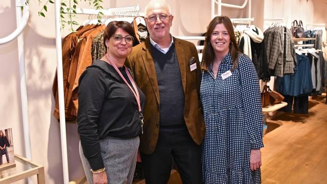 """Eviva, nieuw merk voor dames met maatje meer, opent eerste winkel in Roeselare: """"Echte modestad die leeft"""""""