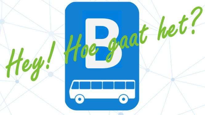 De Babbelbus komt voor wie nood heeft aan goed gesprek