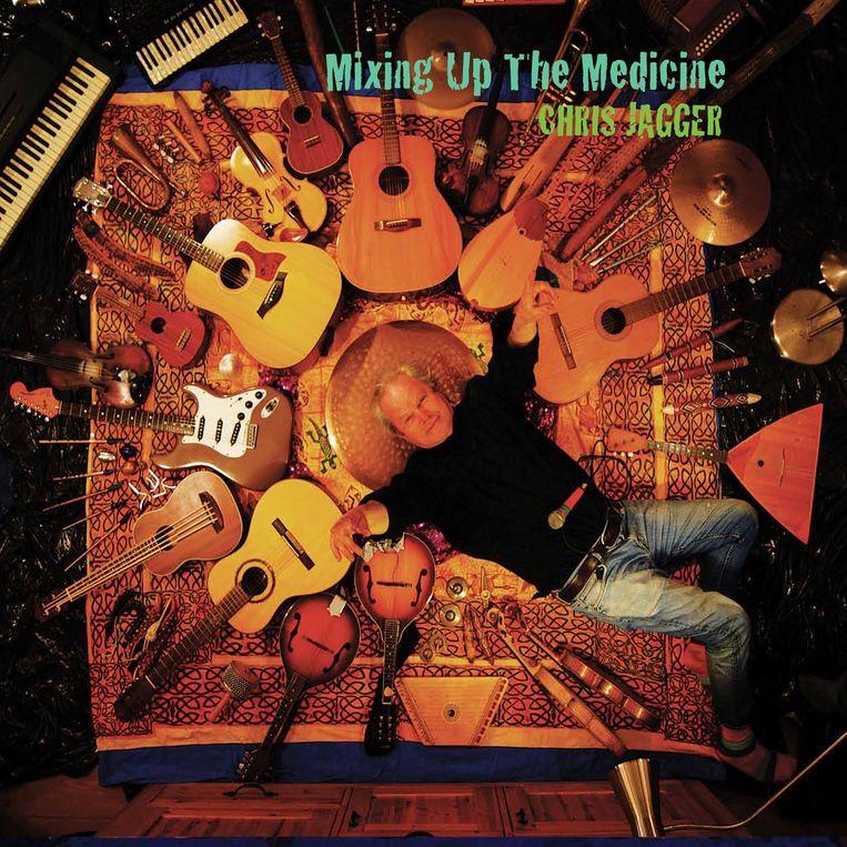 'Mixing Up the Medicine' is uit bij BMG. Beeld rv