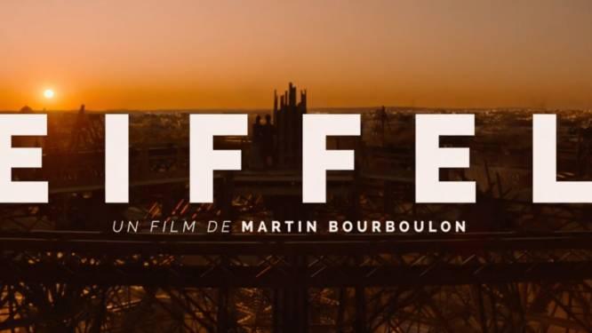 Hoe de Eiffeltoren bijna een metrostation was: bekijk hier de eerste trailer van 'Eiffel'