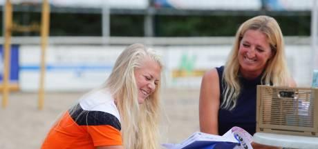 Zo moeder, zo dochter: beachvolleybalster Raïsa Schoon zet familietraditie voort op Olympische Spelen