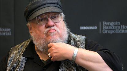 """George R.R. Martin weigert rolletje in 'Game of Thrones': """"Ik wil geen tijd verliezen"""""""