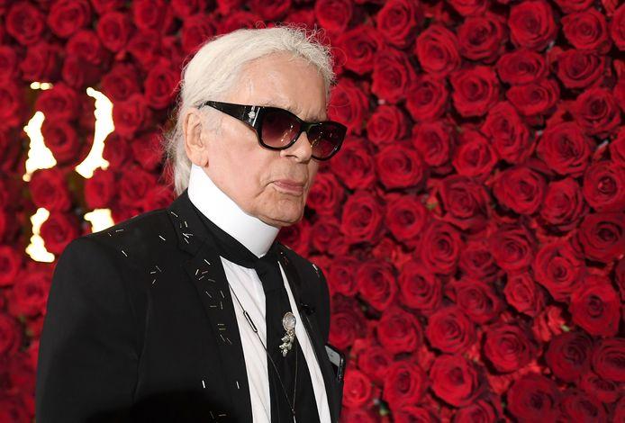 Karl Lagerfeld overleed op 19 februari 2019.