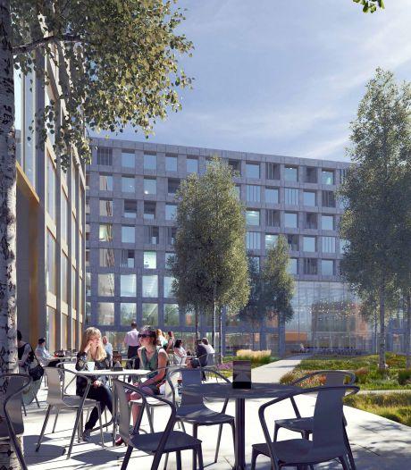 Breda: 'Geen files of parkeeroverlast door komst 5Tracks naast station'