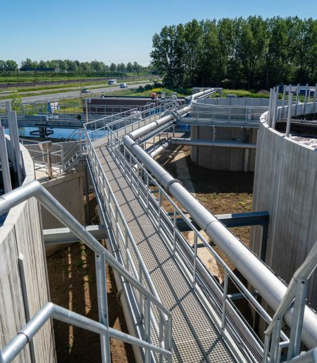 Plek van rioolzuivering in Lienden mogelijk locatie voor nieuwe zonnepark