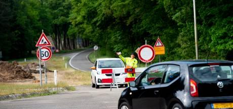 Tot eind juni omrijden tussen Apeldoorn en Hoenderloo vanwege wegwerkzaamheden Otterloseweg