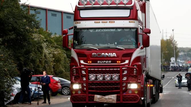 Opnieuw arrestatie in onderzoek naar koelwagendrama in Essex