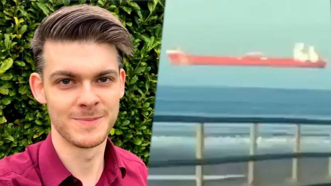Optische illusie doet boot boven het wateroppervlak zweven, onze wetenschapsexpert legt uit hoe dat mogelijk is