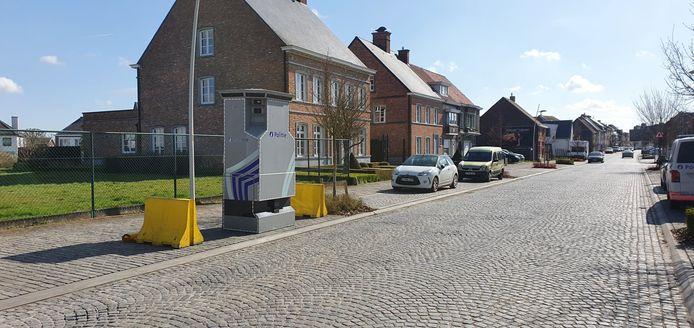 Afgelopen week stond de Lidar opgesteld in de Oude Brugsepoort in Deinze, waar de snelheid beperkt is tot 30 kilometer per uur. 1.347 bestuurders duwden iets te hard op het gaspedaal.