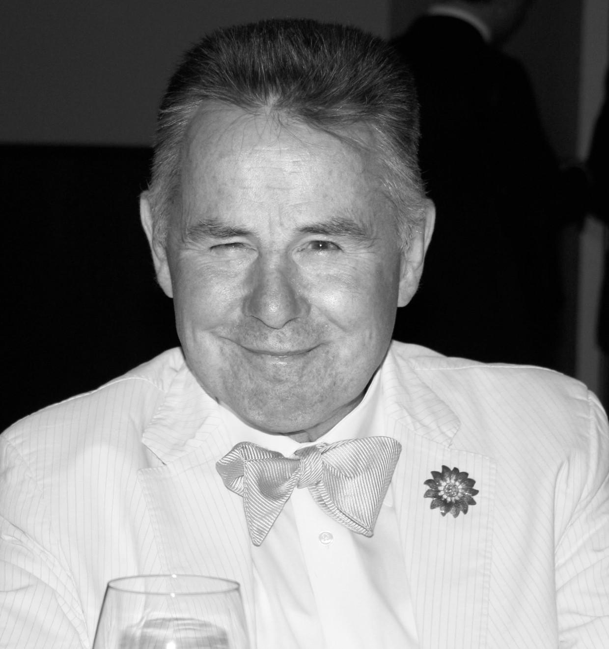 Hans Becker (1942-2020). Beeld -