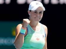 La N.1 mondiale Ashleigh Barty reste prudente sur sa participation à l'US Open