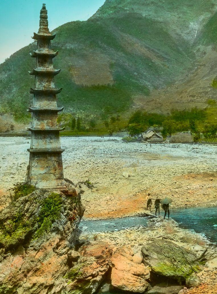Sichuan, China, 1917.  Beeld Gado via Getty Images