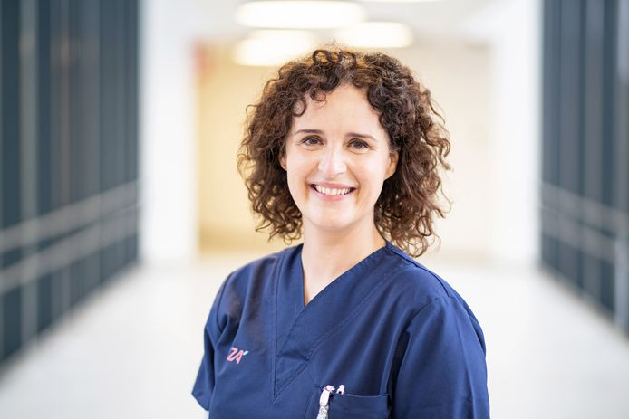 Dr. Sabine Maes.
