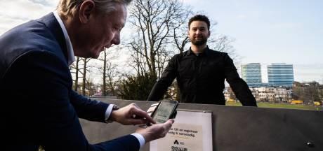 Arnhemse horeca wil veilig open met QR-codes: 'Hopelijk vanaf 21 april'