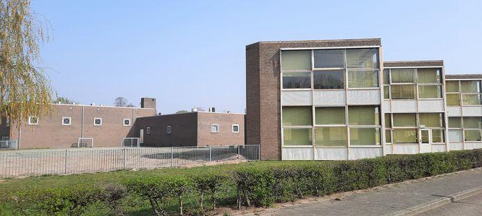 De voormalige basisschool aan de Chopinstraat.