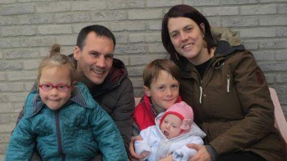 """Benefiet voor Siebe (7), Jietse (5) en Wies (7 maanden), die speelgoed kwijt zijn door brand: """"Bekegem is een warme gemeenschap"""""""