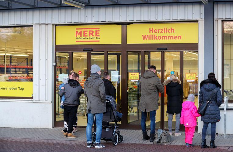 De Russische discountketen Mere wil dit jaar tien winkels openen in ons land.  Beeld BELGAIMAGE