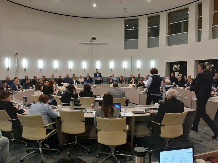 De gemeenteraad van Doetinchem.