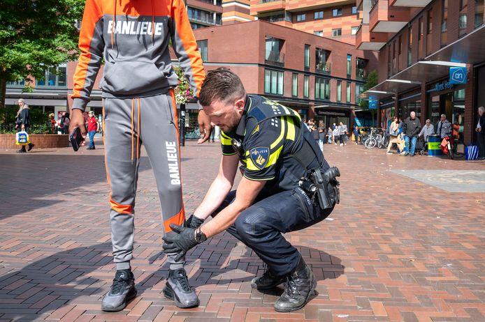 Jongeren van niet-westerse komaf komen sneller bij de politie in beeld.