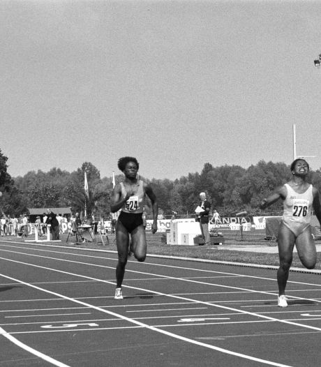 30 jaar later kan voormalig atlete Monique Bogaards nog steeds niet rustig lopen: 'Je kunt niet langzaam sprinten'