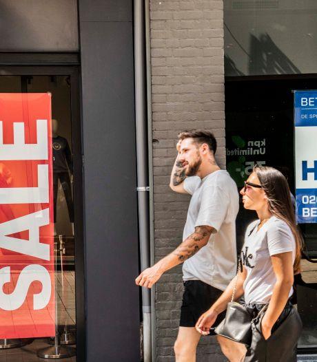 Sluitingen en leegstand van winkels in Brabant baart 'écht zorgen'