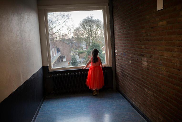 Hoe is het om asielzoeker te zijn? Beeld Dirk-Jan Visser