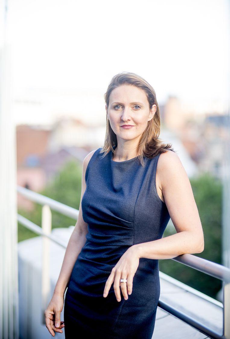 Gwendolyn Rutten.  Beeld belga