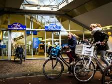 'Aan rand van de stad overstappen op fiets'