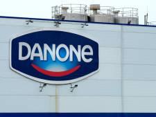 Une centaine d'emplois menacés chez Danone Belgique