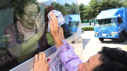 Eerste ronde van familieherenigingen in Noord-Korea achter de rug: nieuwe reünies gepland voor dit weekend
