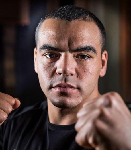 Khbabez vol vertrouwen na gevecht met Verhoeven: 'Ik heb veel hardere partijen gehad'