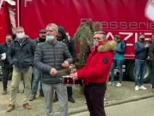 Les distributeurs en boissons lancent un appel à l'aide: un convoi d'une quarantaine de camions à Namur