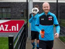 Van der Linden en Kromkamp gingen Beukema via GA Eagles voor naar AZ: 'Mooie stap voor hem'