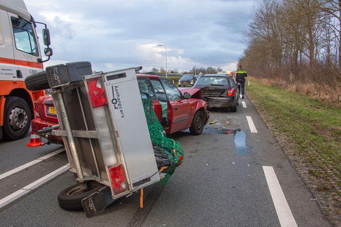Het ongeluk bij Kockengen.