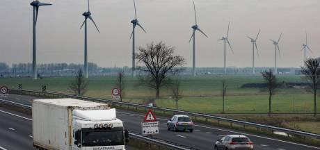 Buren wil geen nieuwe windmolens
