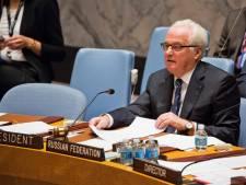 La Russie met son veto à la résolution de la France sur la Syrie