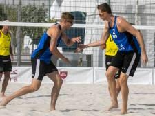 Het Olympisch kwalificatietoernooi beachvolleybal wordt dit jaar gespeeld op Scheveningse zand