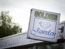 Overvallen juwelier krijgt werkstraf voor wapenbezit